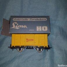 Trenes Escala: LIMA VAGON HO BANANE 2007 A ESTRENAR!!. Lote 175809973