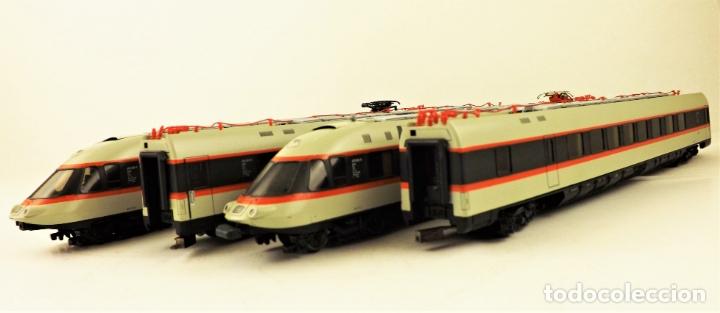 TREN COMPLETO LIMA IC CORRIENTE ALTERNA (Juguetes - Trenes a Escala H0 - Lima H0)