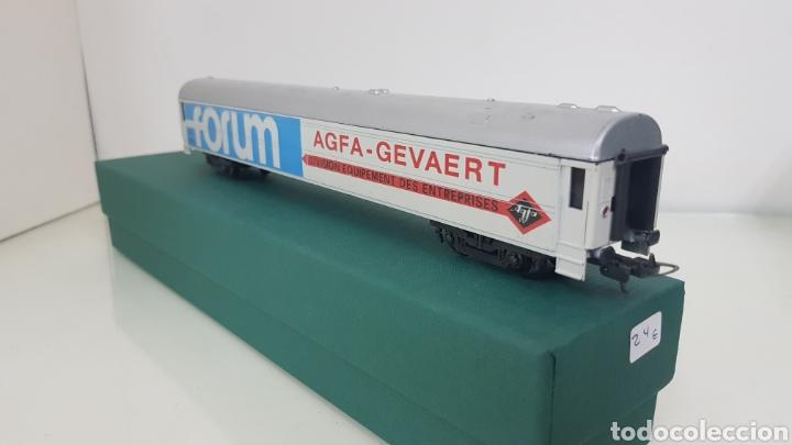 Trenes Escala: Dragon Lima cerrado AGFA Gevaert escala H0 28 cm - Foto 2 - 177484427