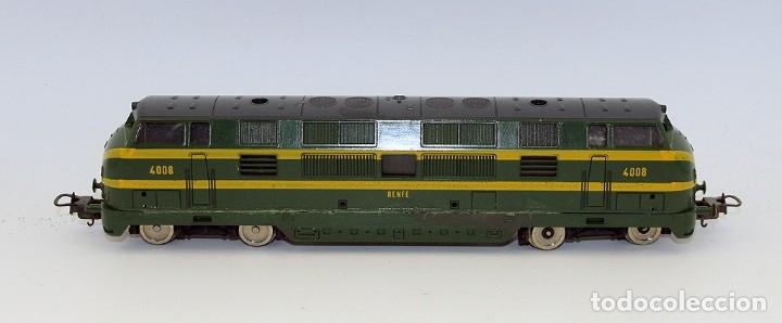 LOCOMOTORA LIMA RENFE 4008 - ESCALA H0 - ITALIA (Juguetes - Trenes a Escala H0 - Lima H0)
