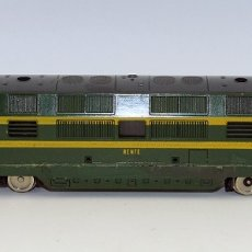 Trenes Escala: LOCOMOTORA LIMA RENFE 4008 - ESCALA H0 - ITALIA. Lote 178322288
