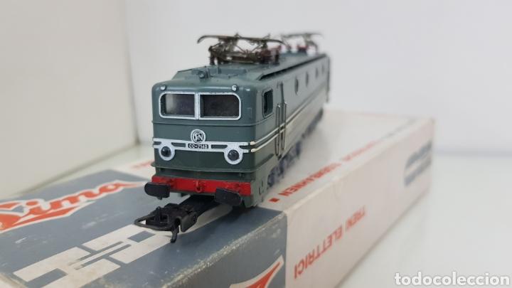 Trenes Escala: Lima 8029 cl locomotora de la SNCF francesa de color verde plástico CC 714 0 escala H0 de 22,5 cm - Foto 4 - 178869208