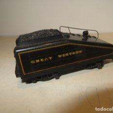 Trenes Escala: LIMA TENDER GREAT WESTERN BUEN ESTADO,BARATO. Lote 179110887