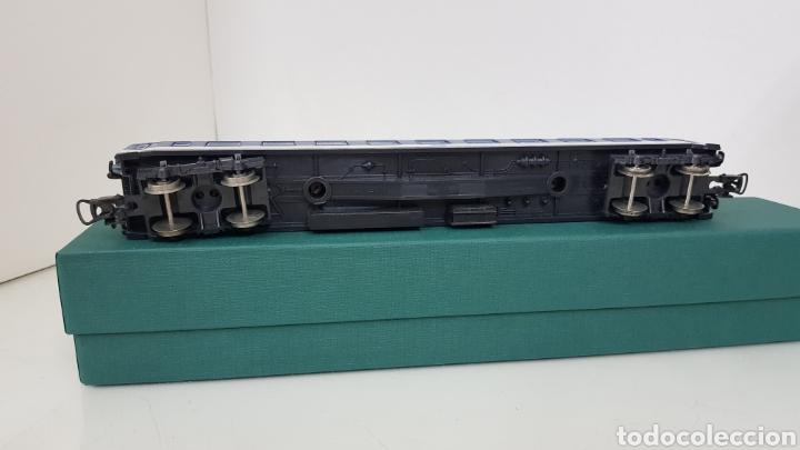Trenes Escala: Vagón de pasajeros de segunda clase Lima de la DB alemán escala H0 corriente continua de 27 cm - Foto 5 - 181490097