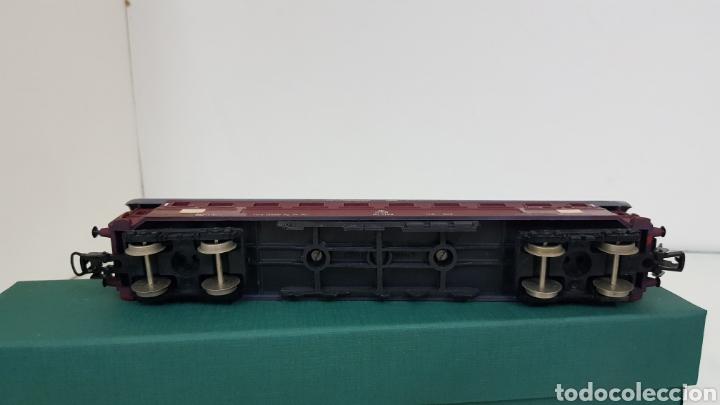 Trenes Escala: Lima vagón de primera clase de la DSB escala H0 corriente continua de 22 centímetros granate - Foto 5 - 181578413