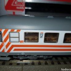 Trenes Escala: LIMA H0 VAGON DE PASAJEROS REGIONALES 309612KS. Lote 181677358