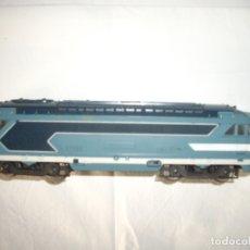 Trenes Escala: MÁQUINA DIESEL DE LOS SNCF. Lote 182393987