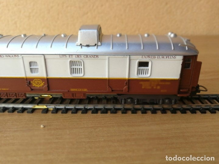 Trenes Escala: VAGÓN DE PASAJEROS MARCA LIMA COMPAGNE INTERNATIONAL DES WAGONS LITS EXPRÉS EUROPA - Foto 7 - 182487287