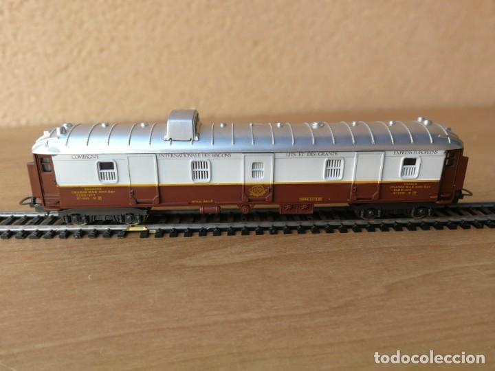 Trenes Escala: VAGÓN DE PASAJEROS MARCA LIMA COMPAGNE INTERNATIONAL DES WAGONS LITS EXPRÉS EUROPA - Foto 8 - 182487287