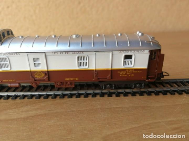 Trenes Escala: VAGÓN DE PASAJEROS MARCA LIMA COMPAGNE INTERNATIONAL DES WAGONS LITS EXPRÉS EUROPA - Foto 10 - 182487287