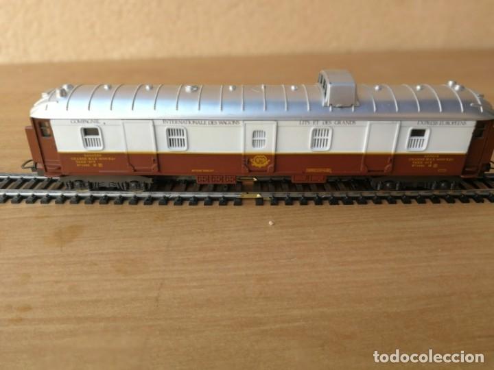 Trenes Escala: VAGÓN DE PASAJEROS MARCA LIMA COMPAGNE INTERNATIONAL DES WAGONS LITS EXPRÉS EUROPA - Foto 13 - 182487287