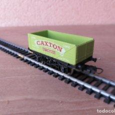 Trenes Escala: VAGÓN DE CARGA MARCA LIMA CAXTON. Lote 182487553