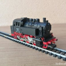 Trenes Escala: MÁQUINA DE VAPOR LOCOMOTORA MARCA LIMA MODELO 80005 DEUTSCHE BUNDESBHAN. Lote 182488245