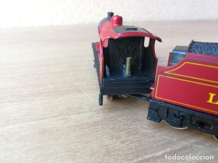 Trenes Escala: LOCOMOTORA MÁQUINA DE VAPOR MARCA LIMA 4683 LSM - Foto 8 - 182488587