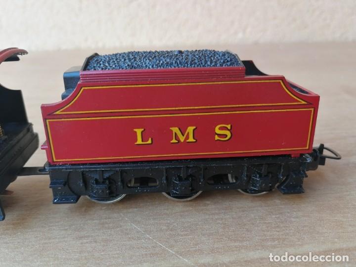 Trenes Escala: LOCOMOTORA MÁQUINA DE VAPOR MARCA LIMA 4683 LSM - Foto 10 - 182488587