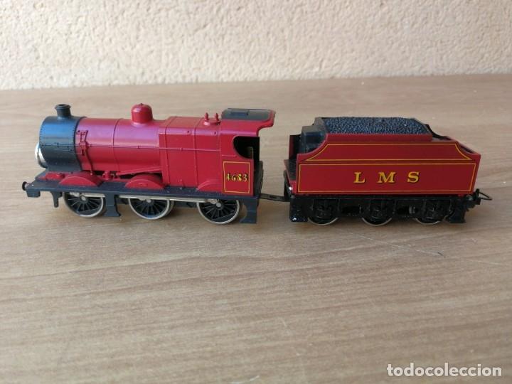Trenes Escala: LOCOMOTORA MÁQUINA DE VAPOR MARCA LIMA 4683 LSM - Foto 18 - 182488587