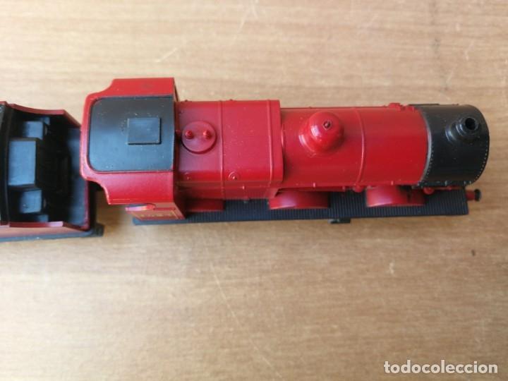 Trenes Escala: LOCOMOTORA MÁQUINA DE VAPOR MARCA LIMA 4683 LSM - Foto 21 - 182488587