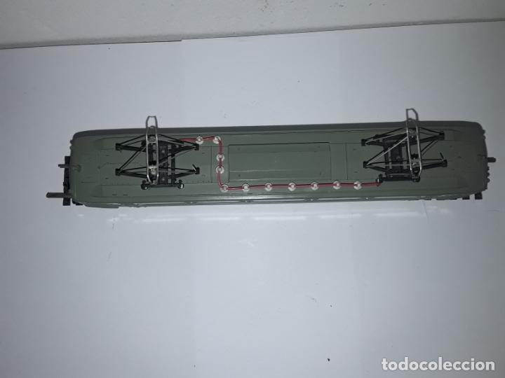 Trenes Escala: Locomotora lima 7637 renfe escala H0 - Foto 4 - 182719451