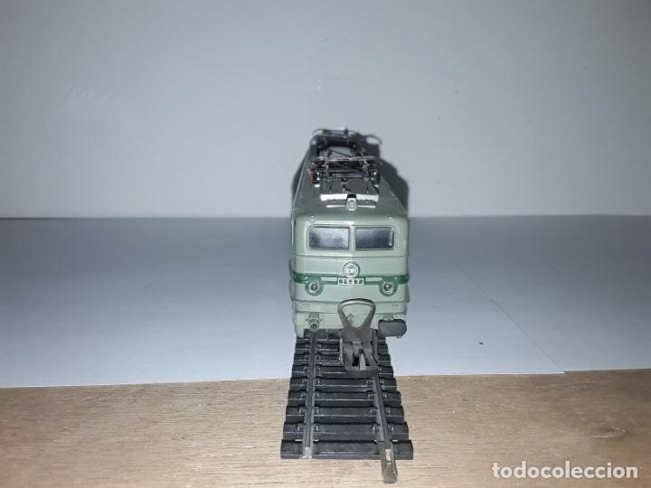 Trenes Escala: Locomotora lima 7637 renfe escala H0 - Foto 5 - 182719451