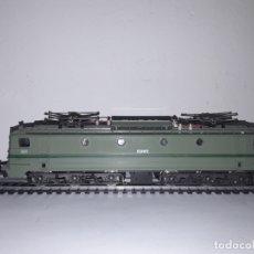 Trenes Escala: LOCOMOTORA LIMA 7637 RENFE ESCALA H0. Lote 182719451