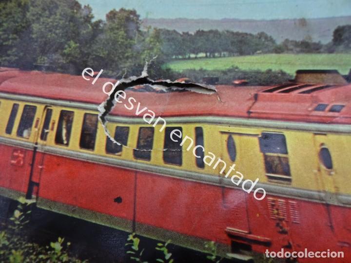 Trenes Escala: Antiguo tren LIMA escala H0 en caja original. VER FOTOS - Foto 3 - 183471195