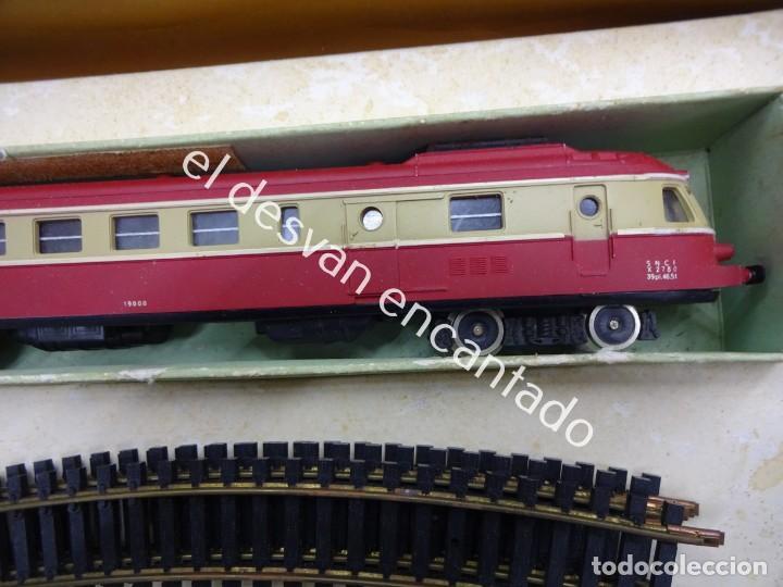Trenes Escala: Antiguo tren LIMA escala H0 en caja original. VER FOTOS - Foto 9 - 183471195