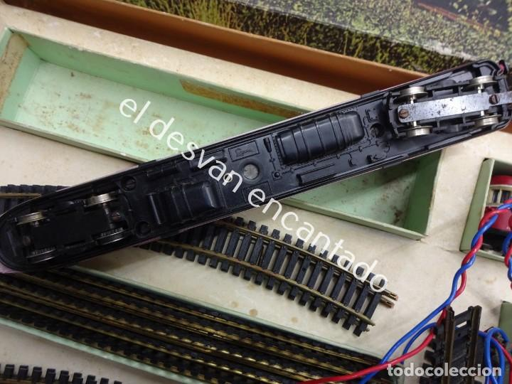 Trenes Escala: Antiguo tren LIMA escala H0 en caja original. VER FOTOS - Foto 11 - 183471195