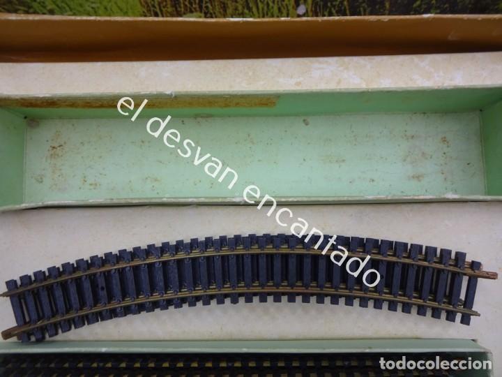 Trenes Escala: Antiguo tren LIMA escala H0 en caja original. VER FOTOS - Foto 15 - 183471195