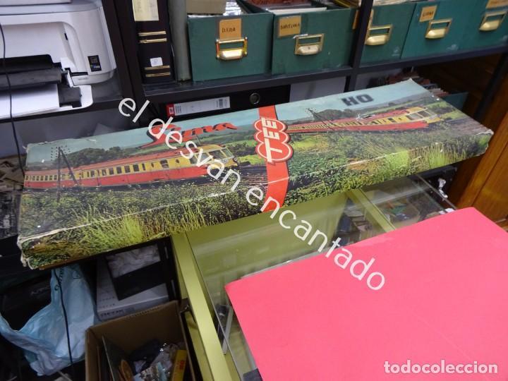 Trenes Escala: Antiguo tren LIMA escala H0 en caja original. VER FOTOS - Foto 16 - 183471195