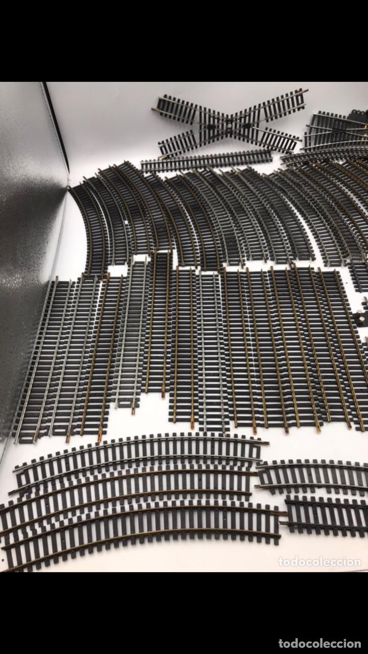 Trenes Escala: Vías lima H0 - Foto 2 - 183584433