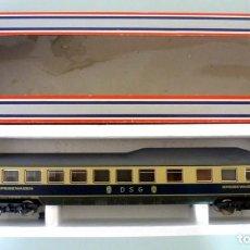 Trenes Escala: LIMA H0- Rª 309182 - COCHE PANORAMICO, DE 30 CTAS.. Lote 185683475
