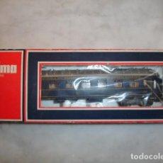 Trenes Escala: TREN LIMA VAGON COCHE CAMA RESTAURANTE WAGONS LITS 21.5 CM ESCALA HO A EXTRENAR. Lote 186386515