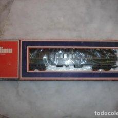 Trenes Escala: TREN LIMA VAGON PASAJEROS CLASE III RENFE 21.5 CM ESCALA HO A EXTRENAR. Lote 186387757