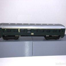 Trenes Escala: VAGON DE PASAJEROS DE SEGUNDA CLASE DB - LIMA H0. Lote 187627362