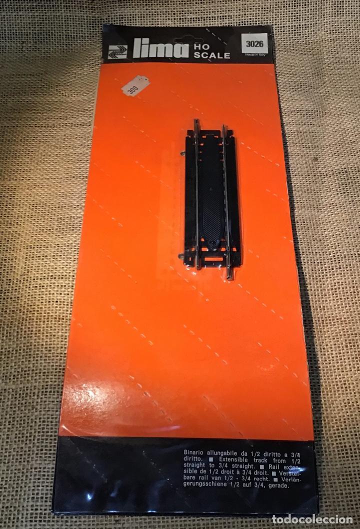 Trenes Escala: LIMA, LOTE ACCESORIOS TREN HO - Foto 5 - 190119532