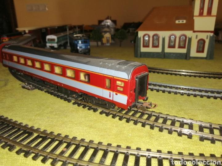 Trenes Escala: Vagón coche mixto Grand Confort. Lima HO/H0. - Foto 2 - 191014001