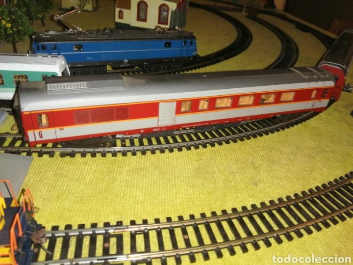 Trenes Escala: Vagón coche mixto Grand Confort. Lima HO/H0. - Foto 3 - 191014001