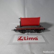 Trenes Escala: VAGONETA ESCALA HO DE LIMA . Lote 191243387