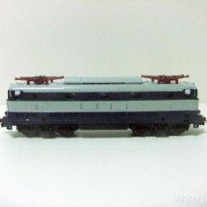 Trenes Escala: LOCOMOTORA ELÉCTRICA LIMA E 444.001 FS - ESCALA H0 MADE IN ITALY HO MÁQUINA TREN ITALIA FERROCARRIL. Lote 192379333