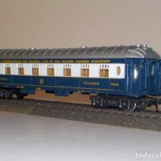 Trenes Escala: VAGÓN DE PASAJEROS H0 LUJO. Lote 192383851