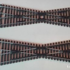 Trenes Escala: 2 CRUCES H0, LIMA. Lote 193353273
