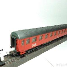 Trenes Escala: LIMA, VAGÓN DE PASAJEROS DSB. Lote 193436696
