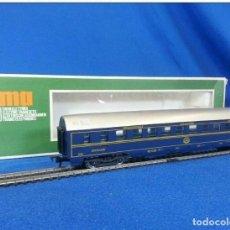 Trenes Escala: LIMA - H0 - 9203 - INTERNATIONALE SCHLAFWAGEN GESELLSCHAFT 4787. Lote 193735623