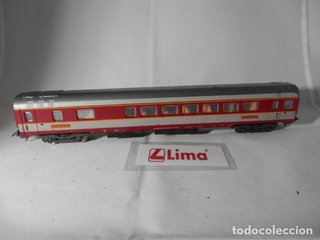 VAGÓN RESTAURANTE ESCALA HO DE LIMA (Juguetes - Trenes a Escala H0 - Lima H0)