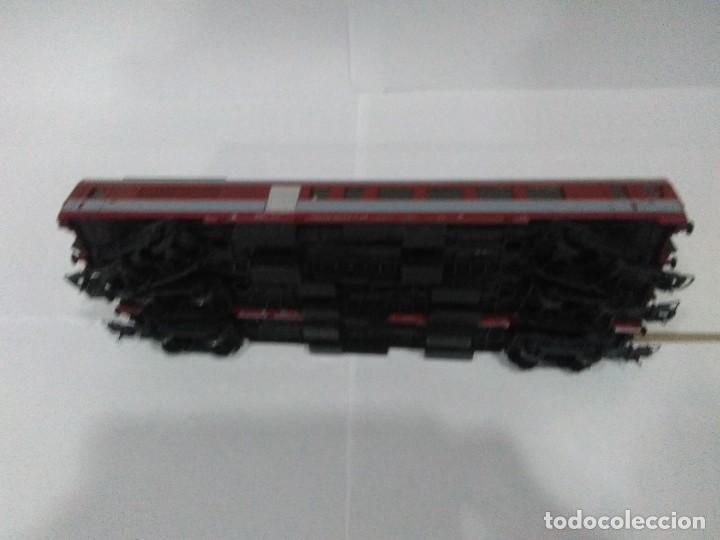 Trenes Escala: Lote 3 VAGONES ESCALA H0 LIMA USADOS - Foto 3 - 193986555