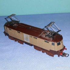 Trenes Escala: LOCOMOTORA LIMA ESCALA H0 ORIGINAL. Lote 194612707