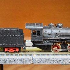 Trenes Escala: LIMA H0 LOCOMOTORA VAPOR 020 ALCO 1930, REFERENCIA 3006.. Lote 194863206