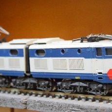 Trenes Escala: LIMA H0 LOCOMOTORA ELECTRICA S/656 023, DE LA F.S. REFERENCIA 8064. . Lote 194863913