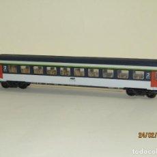 Trenes Escala: COCHE DE VIAJEROS 2ª CLASE CORAIL DE LA SNCF EN ESCALA *H0* DE LIMA. Lote 195175285