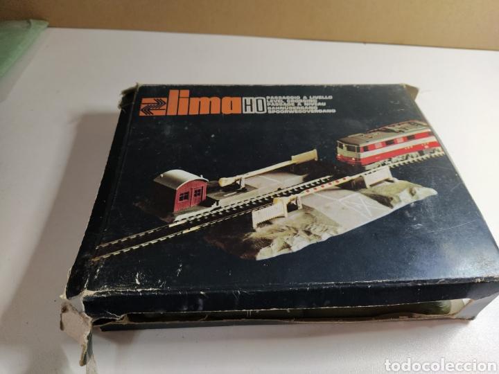 LIMA H0 PASO A NIVEL (Juguetes - Trenes a Escala H0 - Lima H0)